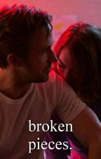 broken pieces 🌼malik by becauseheisbatman
