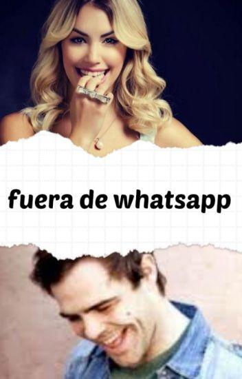 fuera de whatsapp*-* (2 temporada)