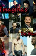 Imaginas Marvel by BeluGarcete18