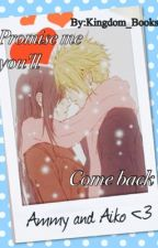 Promise me you'll come back by Kingdom_Books_