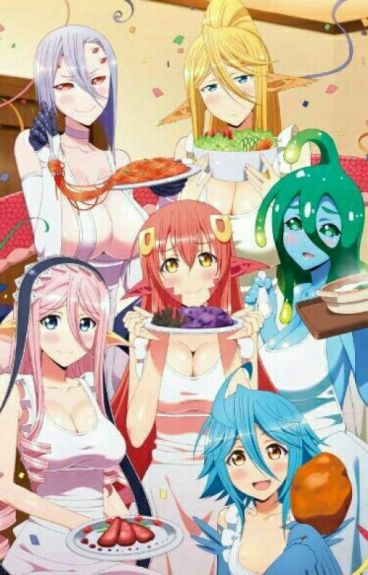 Monster Musume Fanfic