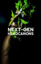HP Next Gen Headcannons by EmmyBlair11