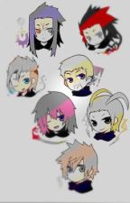 Life Before The Organization (Organization XIII x Reader) {Completed} by PetitMarshmallow