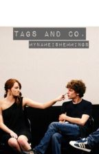 Tags and co. by mynameishemmings