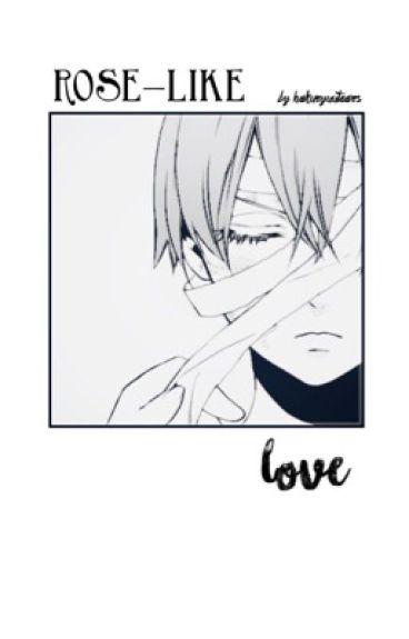 Rose-Like Love | Ciel x Reader x Alois