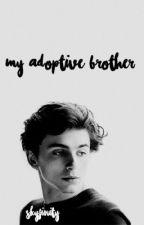 My adoptive brother ZAWIESZONE by Skyfinity