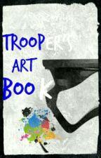 Trooper's Art Book by TR-8R-