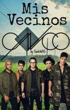 Mis Vecinos CNCO by KarlaHG1224