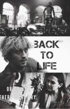 Back To Life |Pietro Maximoff/Quicklisilver| by reedmoony