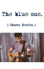 The Blue One. || Shawn Mendes ||  by FlaviaDiRosa7