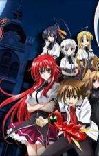 High School DxD by jess1-4-3
