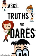 Asks, Truths & Dares ~Grojband~ by _AriaOnline_