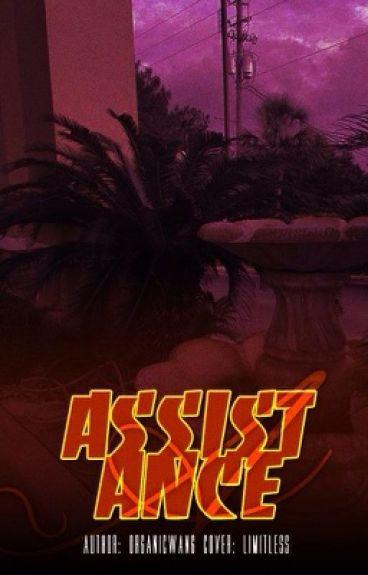 assistance ♚ zen x reader