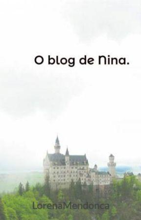 O blog de Nina. by LorenaMendonca