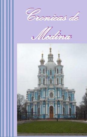 Crónicas de Medina by SayuriUchicha