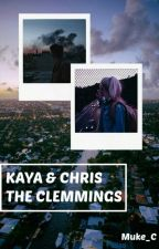 Kaya y Chris [The Clemmings] by Muke_C
