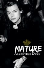 Mature Argentine Dogo {MAD} | A.U Omegaverse | Larry Stylinson. by paulalcda