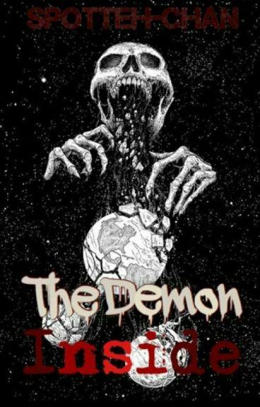 The Demon Inside |Bill Cipher X Reader|