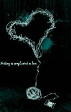 Complicated Love (Lesbian Stories) by InnocentBlue