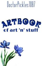 My Artbook by DoctorPickles1087