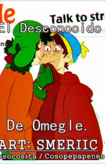 El Desconocido de Omegle. [South Park] [Kyman] [Yaoi] [Lemon]