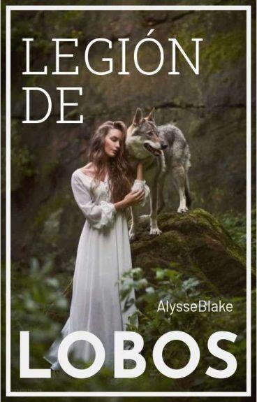 Legión de Lobos #Wattys2016