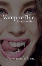 Vampire Bite by carmillia