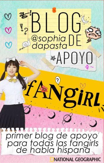 Blog de apoyo fangirl