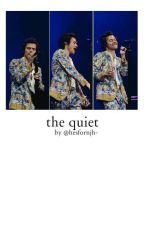 the quiet [narry storan] (completed!) by hesfornjh-