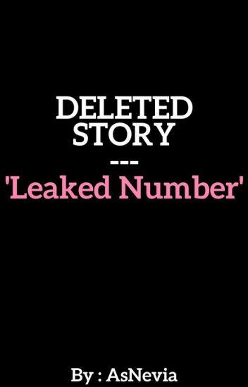 Leaked Number (Camren)