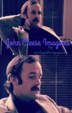 John Cleese Imagines by montypythonyogacats