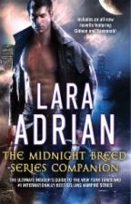 A Touch of Midnight (from The Midnight Breed Series Companion) -- Excerpt only by LaraAdrian