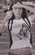 Shut Up And Kiss Me | Damon Salvatore [1] by laurentellsastory