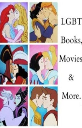 LGBTQ+ Books, Movies, & More. by WeAreLGBT