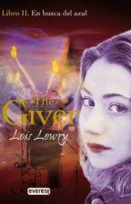 The Giver: En Busca Del Azul by potterweasley7