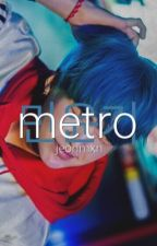 · Subway · 지하철 · M. Yoongi · by jeonmxn