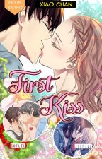 First Kiss by xiaokulet