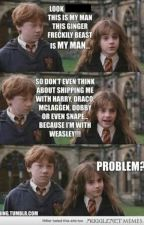 Harry Potter Jokes (Jokes, Riddles, Memes) by AuthorAya_