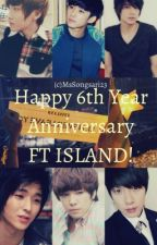 FT ISLAND's 6th Year Anniversary by MsSongsari23