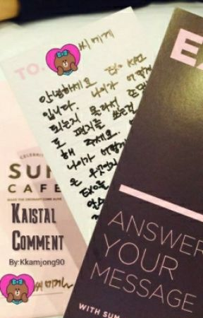 Kaistal Comment by Kkamjong90