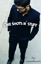 One-Shots N' other stuff by qrxxx-