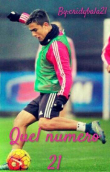 Quel numero 21 || Paulo Dybala