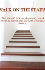 Walk On The Stairs by hana_kimchi