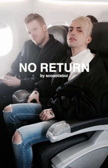 No Return (Scomiche)