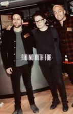 riding with fob // fall out boy  by panicatthediscoaf_