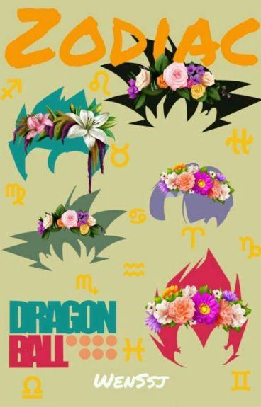 DRAGON BALL ⭐ Z O D I A C ©