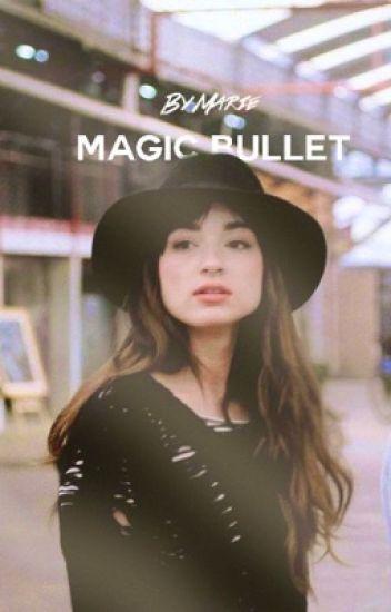 Magic Bullet ↬ Bellamy Blake [2]