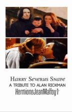 Harry Severus Snape by HermioneJeanMalfoy1
