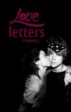 Love letters → ai (terminée) by Louennx