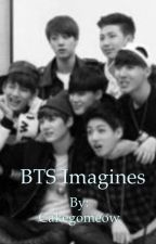 BTS imagines by Cakegomeow